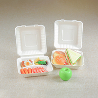 Cheap Bagasse clamshell | Union